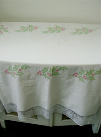 lace embroidery (Great Britain )