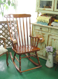 vintage  rocking chair ( Europe )