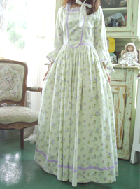 Jane Eyre.. gorgeous Light green  (USA )