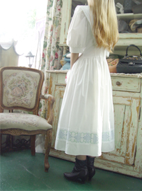 GUNNE SAX creamy babe antique sailor dress Ⅱ (USA)