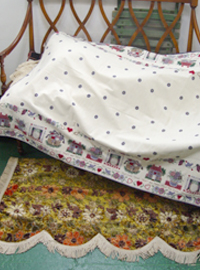 Provence    big cushion covers