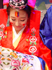 Korean traditional wedding (D)